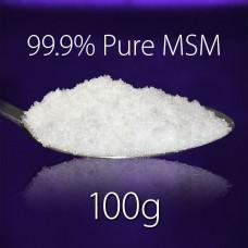 100g MSM (MethylSulfonylMethane)