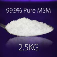 2.5KG MSM (MethylSulfonylMethane)
