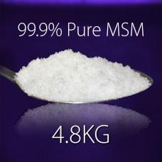 4.8KG MSM (MethylSulfonylMethane)