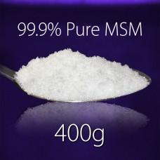 400g MSM (MethylSulfonylMethane)