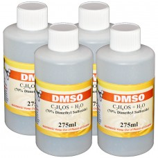 1.1 Litres Dimethyl Sulfoxide (DMSO) - 70% Solution